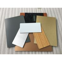 Buy cheap Bronze ACP Aluminium Composite Panel Corrosion Resistance Easy To Maintain product
