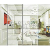 Buy cheap Art And Craft Glass For Partition Wall, 6mm 8mm 10mm Silk Screen Glass from wholesalers