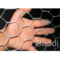 Buy cheap 3' X 100' Roll Chicken Wire Mesh Fencing 1.5 Mesh Opening Zinc Plated from wholesalers