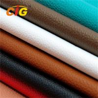 Buy cheap Anti - Tear PU And PVC Artificial Leather Waterproof Durable For Furniture / Chair / Sofa product