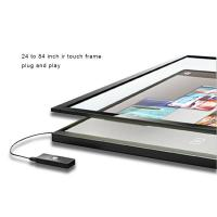 Buy cheap Customized size infrared touch frame ir multi touch frame for sale from wholesalers