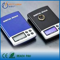 Buy cheap 1000g x 0.1g Digital Pocket Scale Jewelry Weight Scale from wholesalers