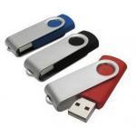 Buy cheap Twist Style Promotional 16gb USB Flash Drive, Custom USB Flash Drive from wholesalers