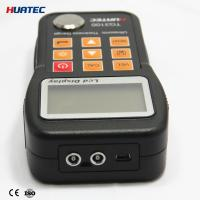 Buy cheap Scan mode 0.75 - 300mm Ultrasonic Thickness Gauge TG3100 for epoxies, glass from wholesalers