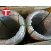 Buy cheap Annealing 304 316 ASTM A213 Stainless Steel Coil Tube from wholesalers