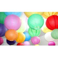 Buy cheap LED Paper lantern product