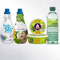 Buy cheap Waterproof Non Adhesive Pvc Shrink Sleeve Labels For Plastic Bottles from wholesalers