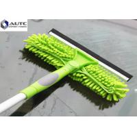 Buy cheap Aluminium Glass Cleaning Brush Window Cleaner Rotatable Telescopic Housekeeping from wholesalers
