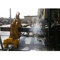 Buy cheap Fully Automatic Steel Tube Bending Machine Advanced IGBT Heating System from wholesalers