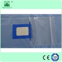 Nonwoven SMS Surgical eye drapes, disposable ophthalmic drapes pack/Kits