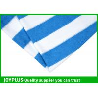 Buy cheap Home Cleaning Products Microfiber Cleaning Cloth Anti Pilling Strips Print from wholesalers