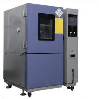 Buy cheap AC380V 50Hz Three Phase Four Wire Imported Compressor High And Low Temperature Humidity Test Chamber from wholesalers