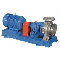 Buy cheap Self Priming Horizontal High Pressure Chemical Pump No Gas Leakage Problem from wholesalers