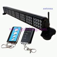 Buy cheap remote control multifunction strobe LED light bar with strong magnet   from wholesalers