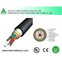 Buy cheap Aerial self support outdoor ADSS fiber optic cable ADSS product