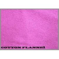 Buy cheap Dyed colors 100%cotton flannel, brushed cotton fabric from wholesalers