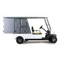 Buy cheap Hotel Room Service Utility Golf Cart Electric Powered With Removable Shelf from wholesalers