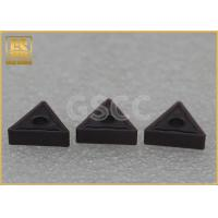 Buy cheap Virgin Material Indexable Carbide Inserts / Tungsten Carbide Ccmt Insert from wholesalers
