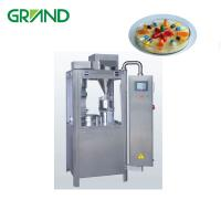 Buy cheap 220V /380V Automatic Pill Filling Machine For Pharmacy NJP 800 With GMP Requirement product