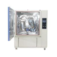 Buy cheap Comprehensive Water Spray Test Chamber IPX1 X2 X3 X4 With Calibration Certificate from wholesalers