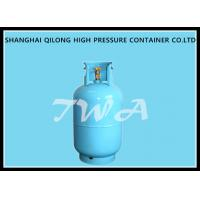 Buy cheap Low Pressure BBQ 13KG LPG  Gas Cylinder / Lpg Storage Tank from wholesalers