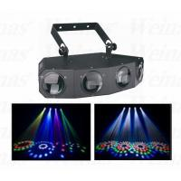 Buy cheap 4 Head DMX Beam Laser Effect Led Disco Light Effect LED Disco / DJ Dance Club Stage Light / Party Light from wholesalers