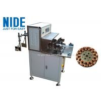 Buy cheap External Armature Automatic Ceiling Fan Winding Machine Two Working Station from wholesalers