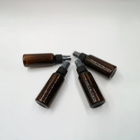 Buy cheap China Plastic,ABS,AS+PP 50ml bottle use empty perfume mist spray bottles product