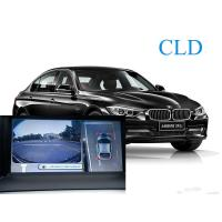 Buy cheap 360°Comprehensive View Monitor With 4 - Way Driving Record For Bmw x3, Bird View Parking System product