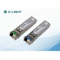 Buy cheap CISCO BIDI Optical SFP Transceiver Module 2.5G 40km DDM DOM from wholesalers