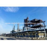 Buy cheap Reusable Industrial Steel Building High Strength , 6 Months Total Fabrication Time from wholesalers