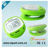 Buy cheap Lovely 2D Sensor digital Pedometer from wholesalers
