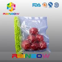 Buy cheap Vegetables And Fruits Food Vacuum Seal Bags Composite Freeze Vacuum Bag from wholesalers