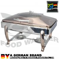 Buy cheap Rust Proof Cold Chafing Dish Warmers , Electric Chafing Dish Heater Fashion from wholesalers