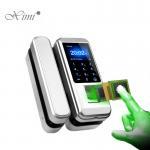Buy cheap Standalone Fingerprint Access Control Door Lock For Wooden And Glass Door from wholesalers