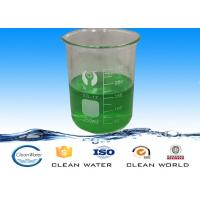 Buy cheap Green Liquid Clean Water Natural Chemical Deodorizer Density 0.99 With BV ISO For Water Treatment from wholesalers