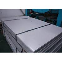 Buy cheap ASTM 304 Grade Stainless Steel Sheet , OEM 4x8 Stainless Steel Wall Panels from wholesalers