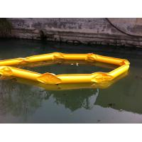 Buy cheap Booms contain oil spills and floating debris on calm water from wholesalers