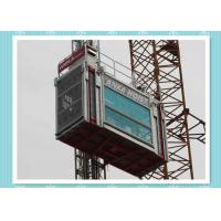 High Performance Construction Hoist Elevator For Bridge / Tower