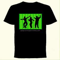 Buy cheap Voice Activated EL T-Shirt from wholesalers