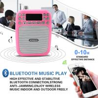 Buy cheap Bluetooth mp3 music player with voice amplifer,voice recorder and FM radio function from wholesalers