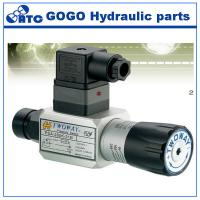Buy cheap Oil control adjustable hydraulic pressure switch , hydraulic temperature switch product