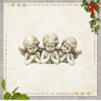 Buy cheap Poly Resin Angel Figurines from wholesalers