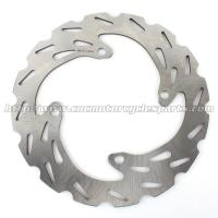 Buy cheap Stainless Steel Front Wavy Disc Brakes , Brake Rotors For Motorcycles product