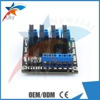 Buy cheap 2A 4 Channel Solid State 5v Arduino Relay Module High Level Trigger from wholesalers