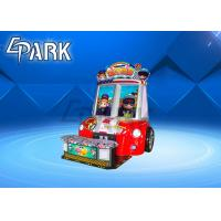 Buy cheap Amusement Park Kids Coin Operated Baby Swat Car Racing Game Machine from wholesalers