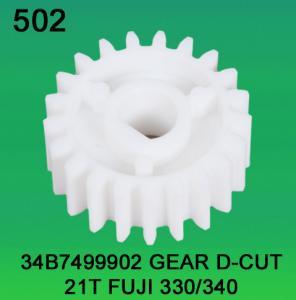 Buy cheap 34B7499902 GEAR TEETH-21 D-CUT FOR FUJI FRONTIER 330,340 minilab product