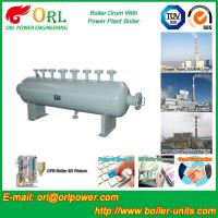 ORL electric boiler mud drum Power SGS , Boiler Mud Drum certification