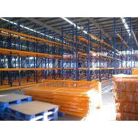 Buy cheap 2000KG forklift picking steel pallet racking , heavy duty pallet racking system from wholesalers