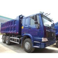 Buy cheap CHINA HOWO TRUCKS 10 WHEELS 380HP 40T 6X4 TIPPERS DUMP TRUCKS from wholesalers